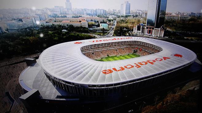 Vodafone Arena'nın Açılış Tarihi Belirlendi!