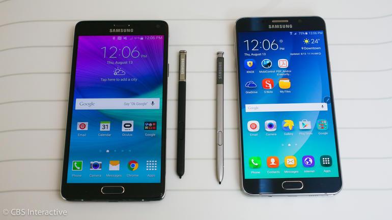 Galaxy Note 5'in Sorunu Çözüldü