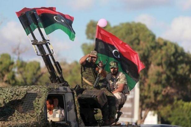 IŞİD Dört Libya Askerini Öldürdü