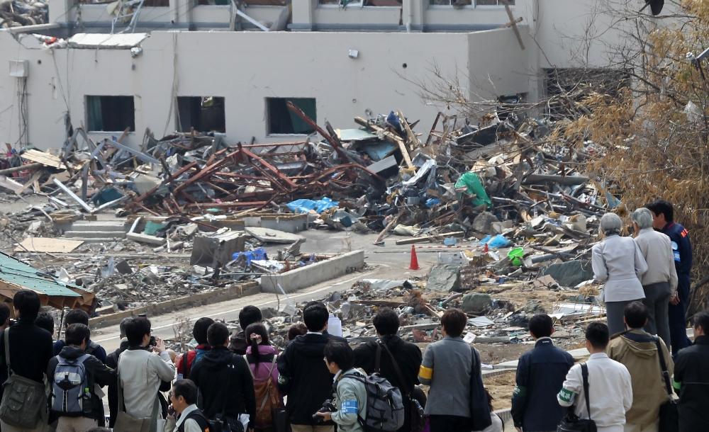 Japonya'da Ölü Sayısı 47'ye Yükseldi