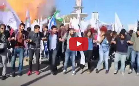 Ankara Patlama Anı