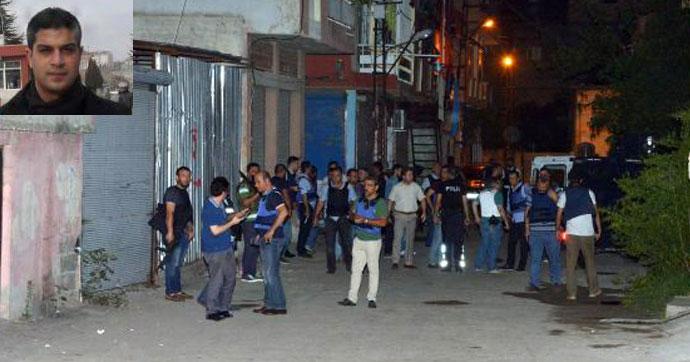 Adana'da Polislere Ateş Açıldı!