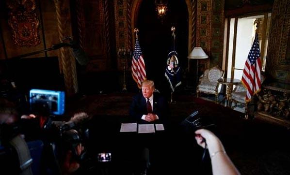ABD Başkanı Trump'tan Kaşıkçı Açıklaması