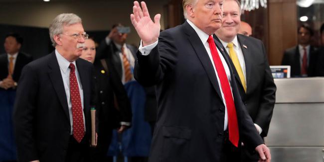 ABD, İran'ı Tehdit Etti: 'Kıyamet Kopar!'