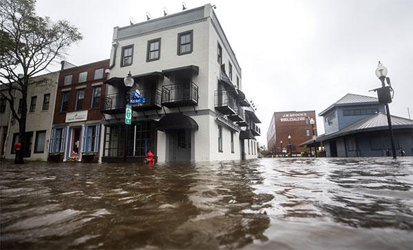 ABD'de Korkulan Oldu! Florence Kasırgası 7 Can Aldı