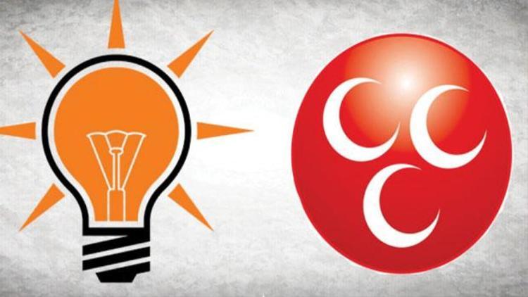 Ak Parti İle MHP İş Birliğinden Flaş Karar