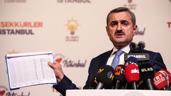 AK Parti İstanbul İl Başkanı'ndan flaş itiraz açıklaması