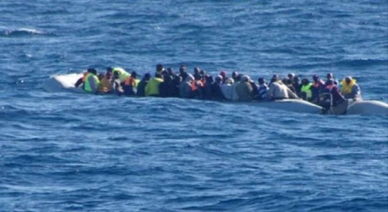 Akdeniz'de Bir Facia Daha Yaşandı! 20 Göçmen Hayatını Kaybetti!