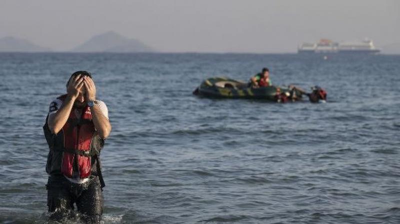 Akdeniz'de Göçmen Faciası! Lastik Bot Battı, 64 Göçmen Boğularak Can Verdi