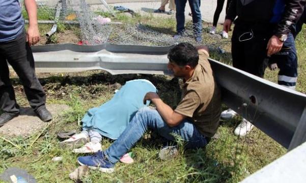 Anadolu Otoyolu'nda Feci Kaza! Bu Acıya Yürek Dayanmaz