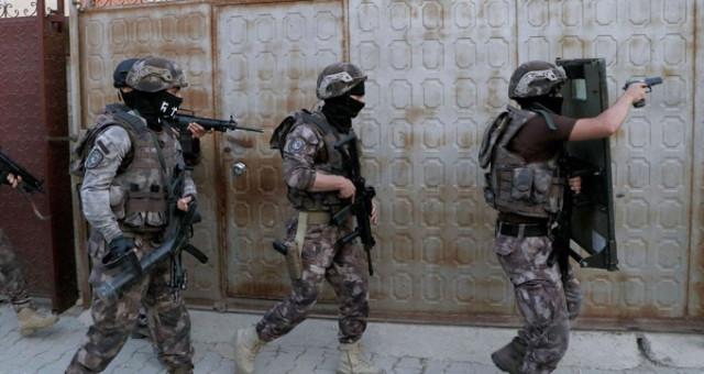 Ankara'da Eylem Hazırlığında Olan DEAŞ Üyesi Terörist Yakalandı!