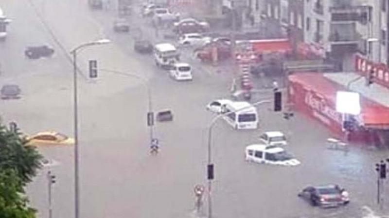 Ankara'da Sel Can Aldı! 3 Kişi Yaşamını Yitirdi