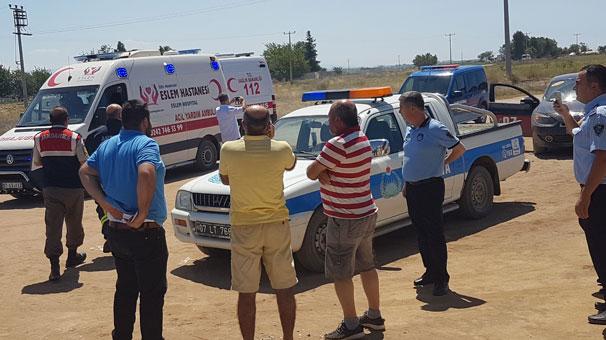Antalya'da Gelen 'Uçak düştü' İhbarı Ekipleri Harekete Geçirdi!