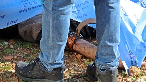 Antalya'da Kan Donduran Olay! Kolunda Kemer Olan Ceset Bulundu