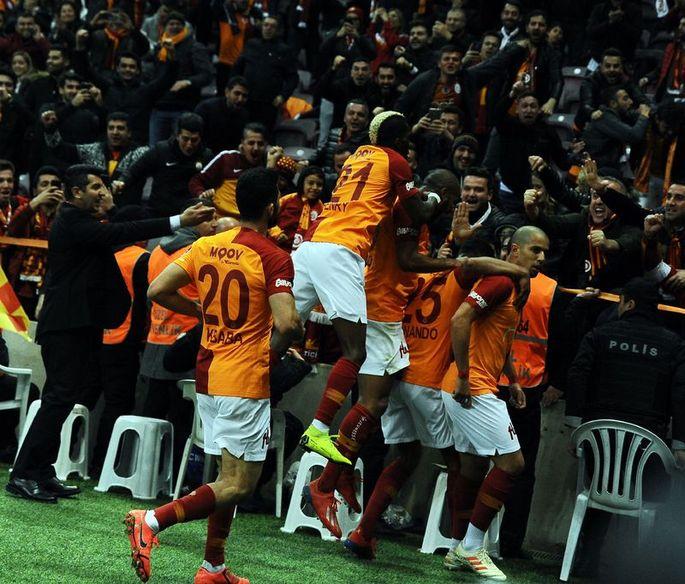 Aslan Evinde Tutulmuyor! Galatasaray 3 – Yeni Malatya 0