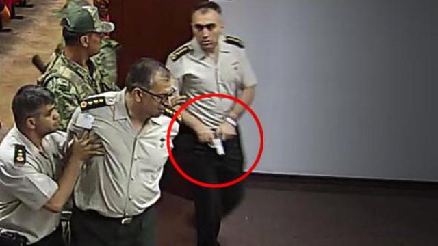 Albay Erkan Öktem'in Darbe Gecesi Saçtığı Dehşetin Fotoğrafları Ortaya Çıktı