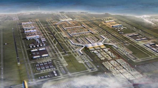 3. Havalimanı Cumhurbaşkanı Erdoğan'ın Doğum Gününde Açılacak