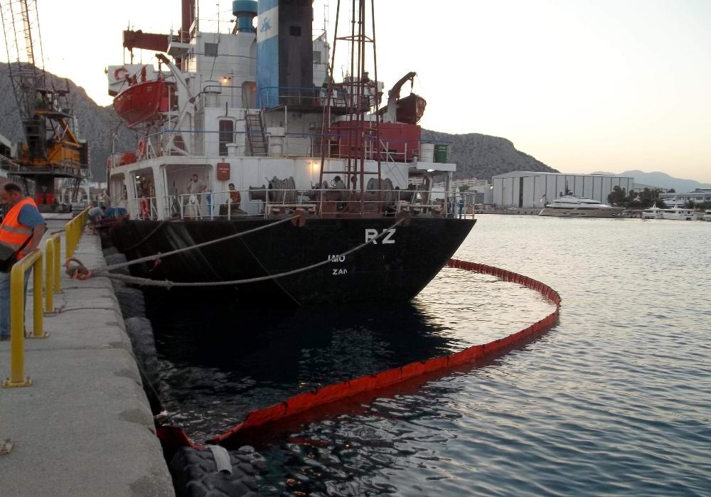 Denizi Kirleten Gemilere Ceza