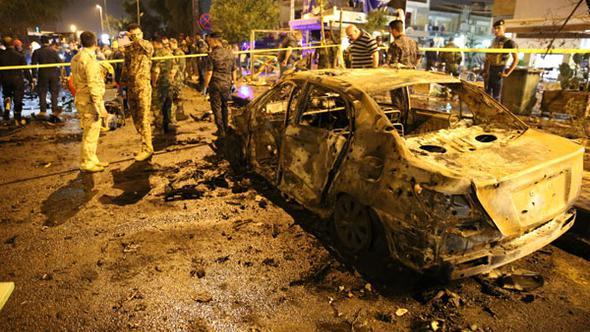 Bağdat'ta İki Ayrı Bombalı Saldırı! En Az 27 Ölü 70'e Yakın Yaralı!