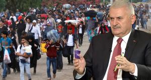 Başbakan Yıldırım Açıkladı: İşte 24 Haziran'da Oy Kullanacak Olan Suriyeli Sayısı