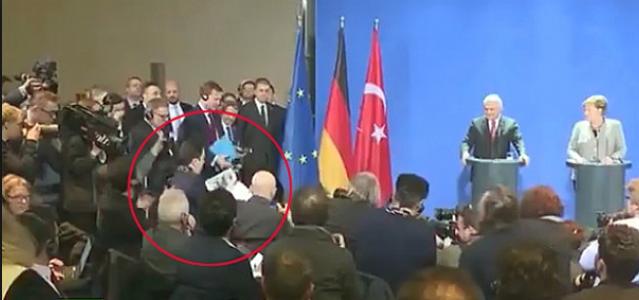 Başbakan'ın Ayar Verdiği Gazetecinin Elindeki Fotoğrafın Gerçek Hikayesi Ortaya Çıktı! İşte Afrin Fotoğrafının Gerçek Yüzü