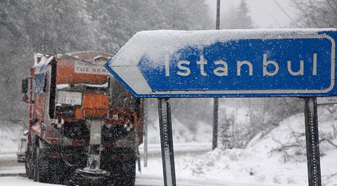 Dikkat! Kar Geri Dönüyor!