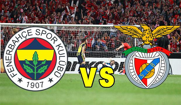 Benfica – Fenerbahçe Karşılaşması Hangi Kanalda, Saat Kaçta Yayınlanacak?