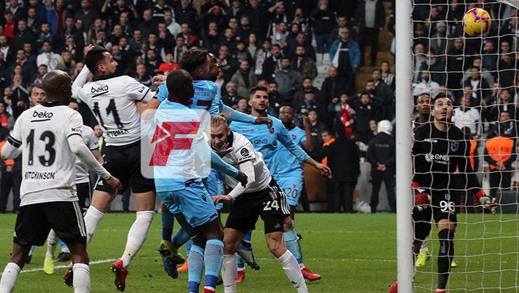 Beşiktaş, Son Dakikada Hayata Döndü