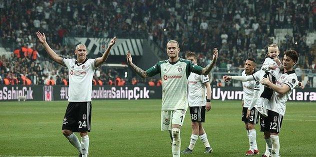 Beşiktaş Zirvenin Peşinde! Beşiktaş 4 – Ankaragücü 1