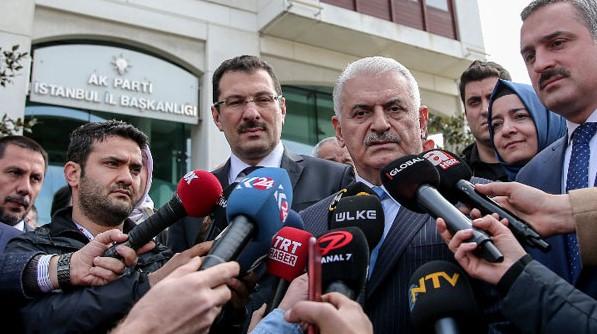 Binali Yıldırım'dan İstanbul Seçim Sonuçlarına İlişkin Önemli Açıklama