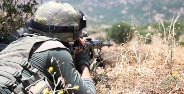 Bitlis'te Büyük Operasyon! 10 Terörist Etkisiz Hale Getirildi