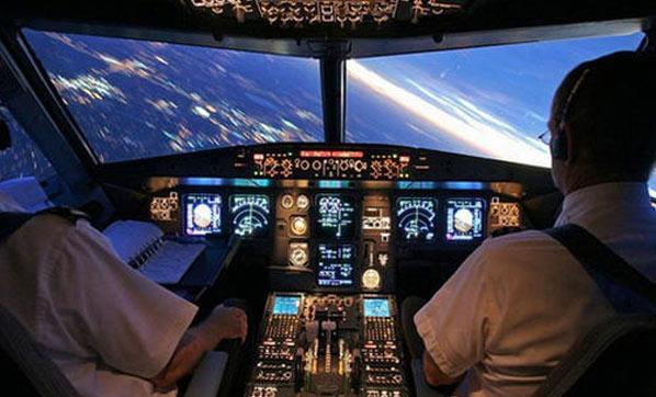 """Böylesi Ne Görüldü Ne Duyuldu! İki Pilot Arasında Telsizden """"Çıkışta Bekle"""" Polemiği"""