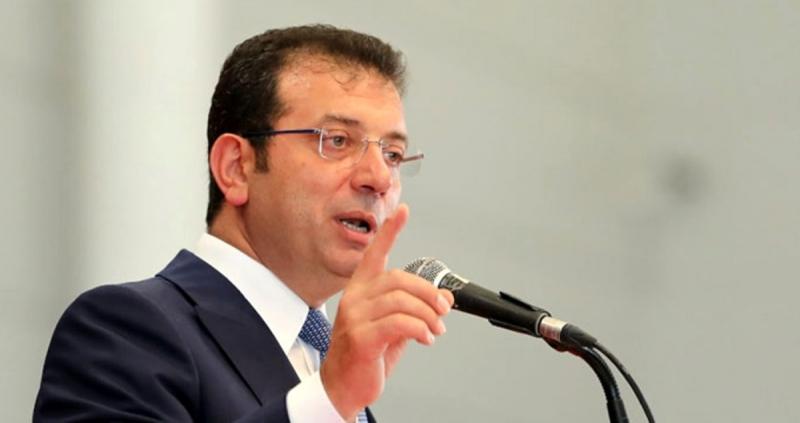 Bütün Türkiye'nin şahit olduğu koruma dehşetine İmamoğlu sessiz kaldı