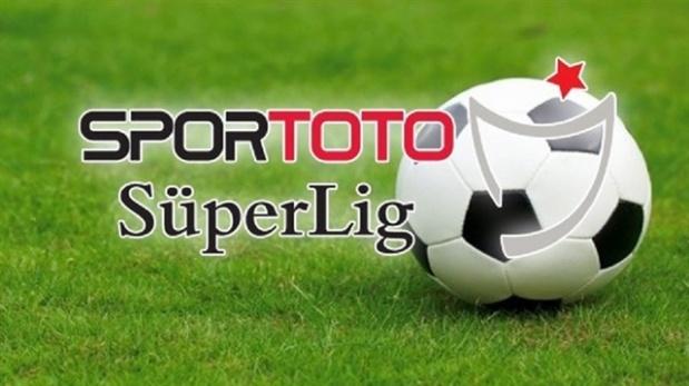Süper Lig'de 2.Hafta Programı