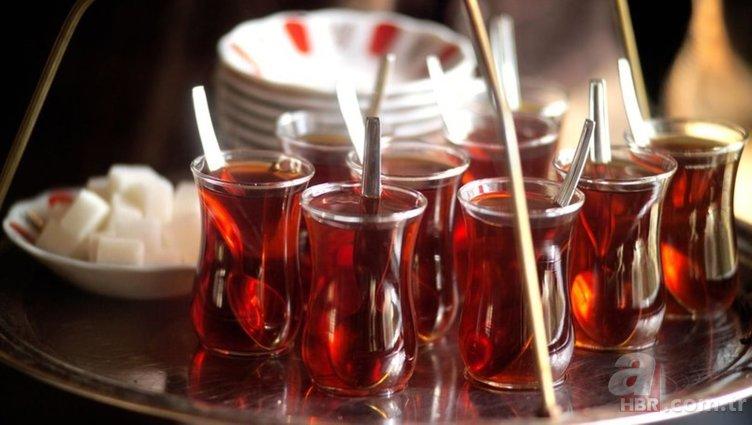 Çay Sigara Tiryakilerine Kötü Haber!