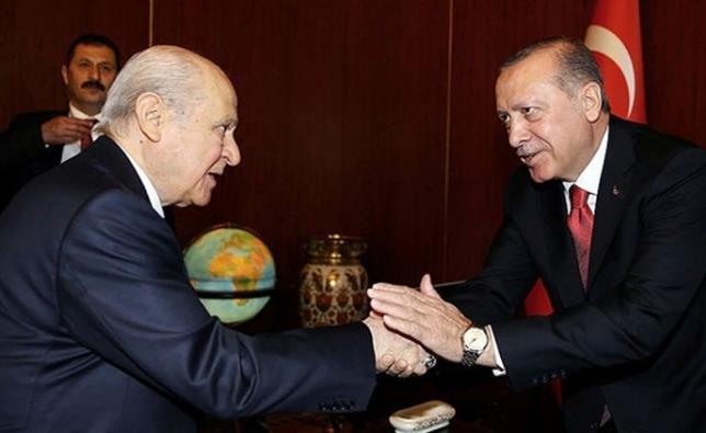 Cumhur İttifakının Meclis Başkanı MHP'li mi Olacak?