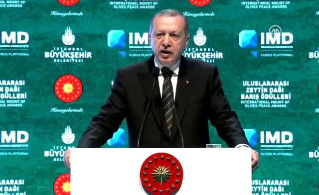 """Cumhurbaşkanı Erdoğan """"Dünya 5'ten Büyüktür"""" Diyerek Katliam Yapan Fransızlara Sert Çıktı!"""