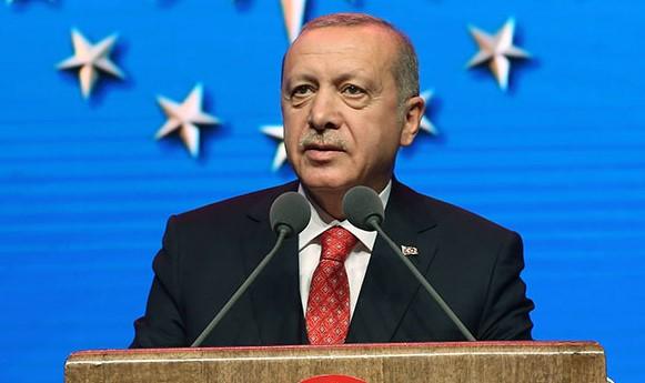 Cumhurbaşkanı Erdoğan 23 Nisan Resepsiyonunda Gazetecilerin Sorularını Yanıtladı