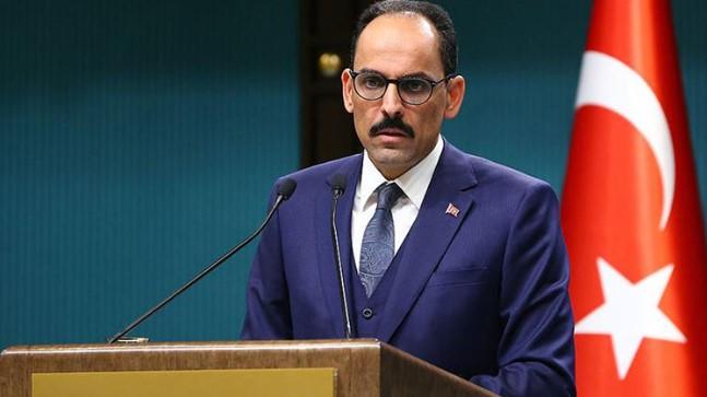 Cumhurbaşkanlığı Sözcüsü İbrahim Kalın'dan Seçim Açıklaması