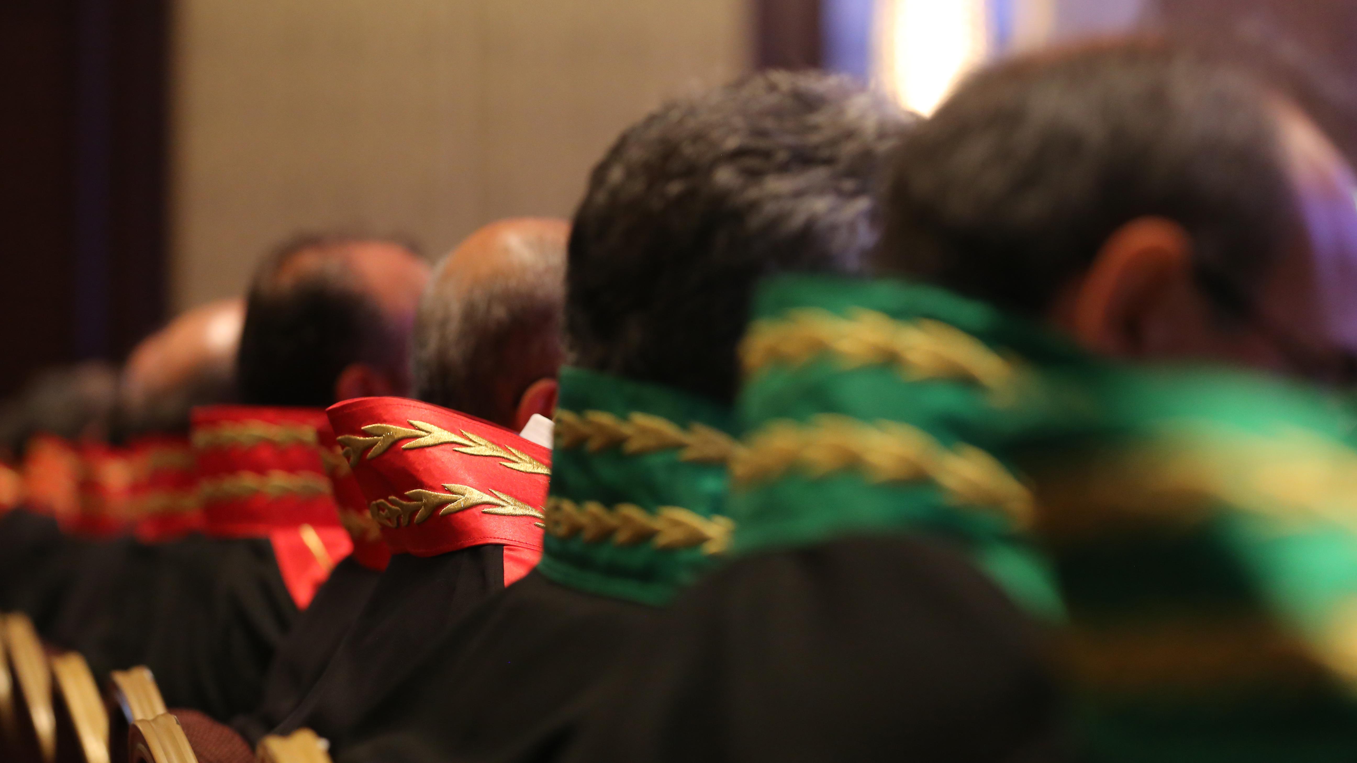 Hakim ve Savcılara Tutuklama Kararı