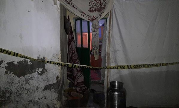 Dehşet Evi! Anne ve 2 Çocuğu Ölü Bulundu