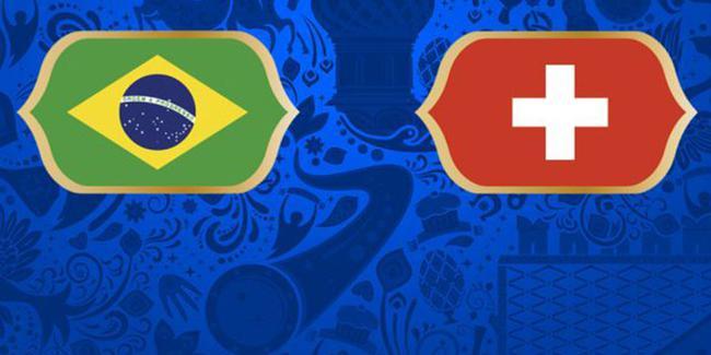 Dünya Kupasında E Grubunun Yüzü Gülenleri İsviçre ve Brezilya