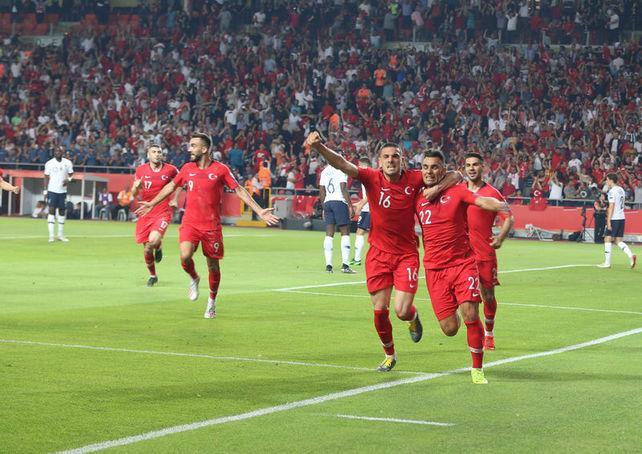 Dünya Şampiyonunu Devirdik! Türkiye 2 – Fransa 0