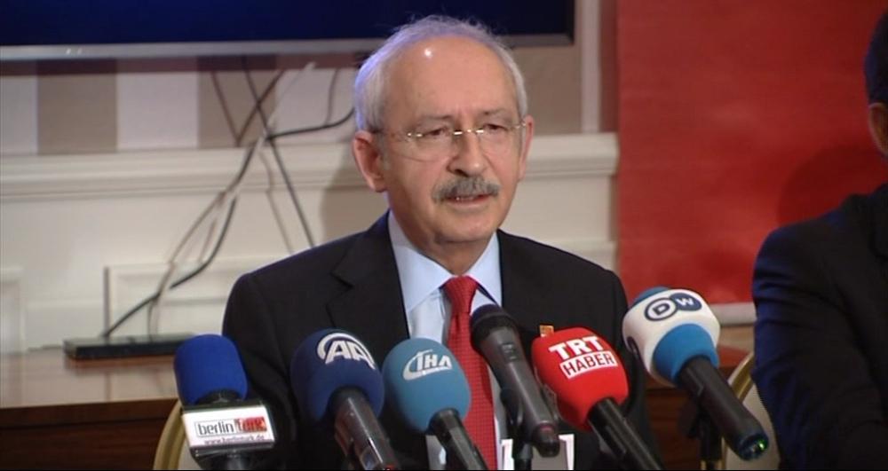 Kemal Kılıçdaroğlu'ndan Şok Sözler