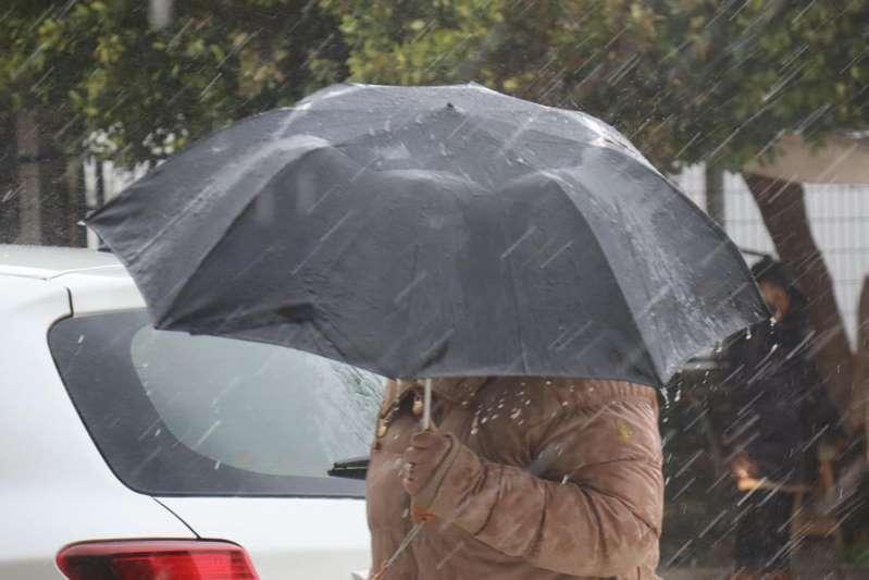 Ege'ye Kuvvetli Yağış Uyarısı! Alarmın Rengi Sarı