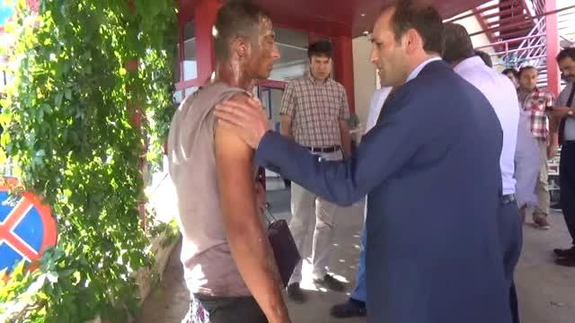 Erzurum'da LPG'li Araç Dehşeti! Sürücünün Sigara İçmek İçin Çakmağı Çakmasıyla Araç Bomba Gibi Patladı