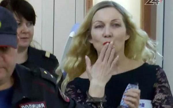 """Eski Kocasının Cinsel Organını Bıçakla Kesti! Mahkemede """"Pişman Değilim"""" Dedi"""