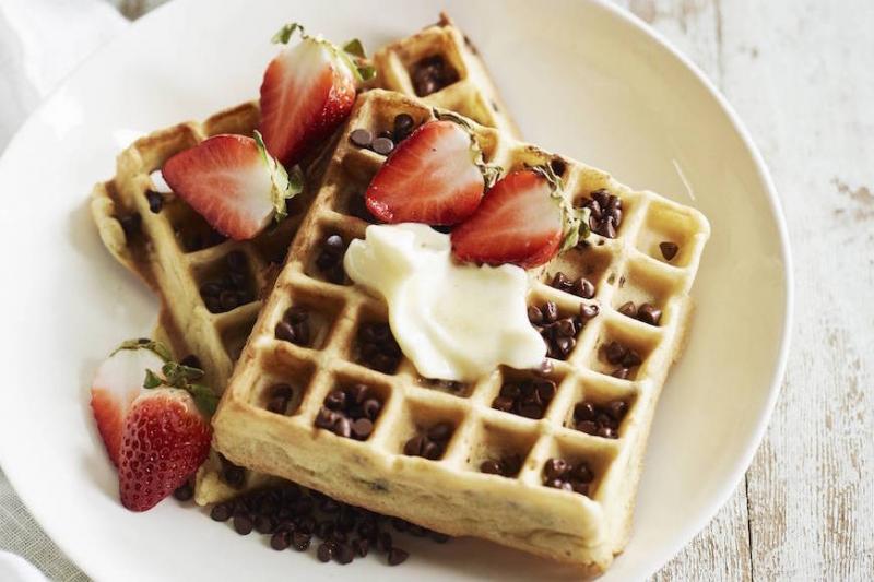 Ev Yapımı Waffle Tarifi – Evde Waffle Nasıl Yapılır?