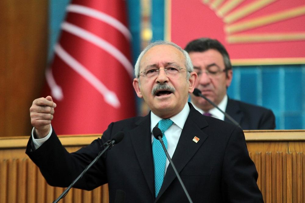 Kemal Kılıçdaroğlu, Davutoğlu'nu Bombaladı