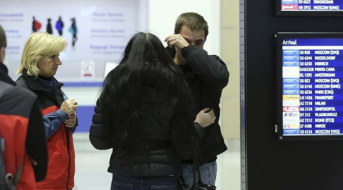 Rusya'da 1 Kasım Yas Günü İlan Edildi